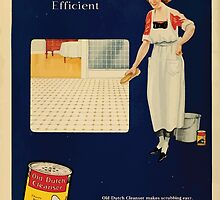 Advertisements Photoplay Magazine February through June 1921 0486 Old Dutch Cleanser by wetdryvac