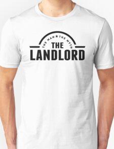 The Man The Myth The Landlord T-Shirt