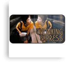 Chunking X Press Metal Print