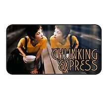Chunking X Press Photographic Print