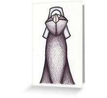 I Say a Little Prayer For You Greeting Card