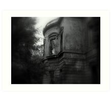 Baron Hill - Rear Art Print