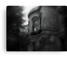 Baron Hill - Rear Canvas Print