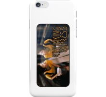 Chunking X Press iPhone Case/Skin