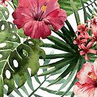 Floral Pattern by KingdomofArt