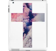 Smoke Cross iPad Case/Skin