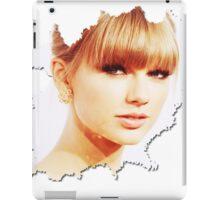ts face iPad Case/Skin