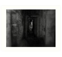 Baron Hill - Interior 3 Art Print