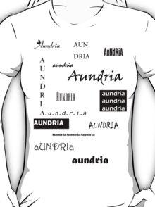 Aundria Collage T-Shirt