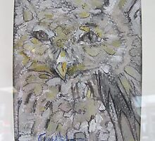 owl in grays by gareth williams
