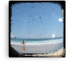 Surf and Sand - TTV Canvas Print