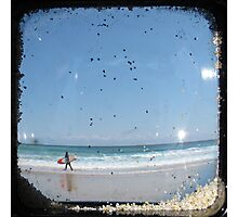 Surf and Sand - TTV Photographic Print