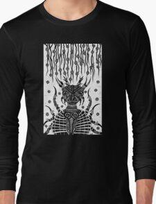 Flower Bug Long Sleeve T-Shirt