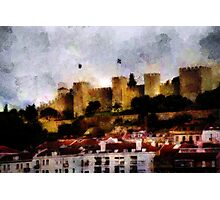 Castle of St. George Photographic Print