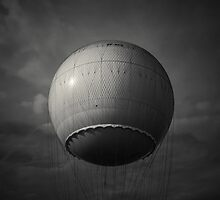 Up up and away by Chris Fletcher