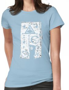 Pain of Lost Things Womens Fitted T-Shirt