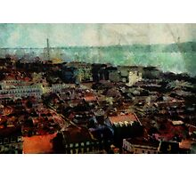 Old Lisbon Photographic Print