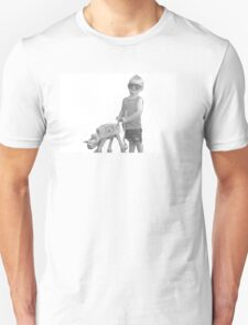 Just Walking the Walker T-Shirt