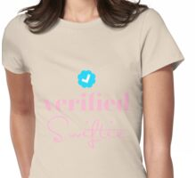 ts swiftie Womens Fitted T-Shirt