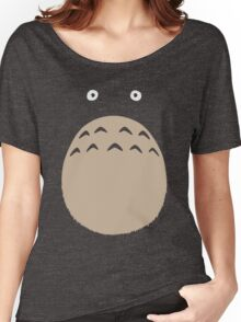 My Neighbor Totoro - Face and Chest Women's Relaxed Fit T-Shirt