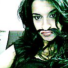 i like my new moustache ;) by Bumchkin