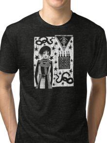 Disarrangement of Perspective Tri-blend T-Shirt