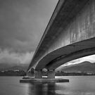 Bowen Bridge, Hobart by CezB