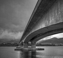 Bowen Bridge, Hobart by CezB