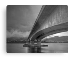 Bowen Bridge, Hobart Metal Print