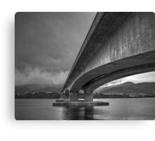 Bowen Bridge, Hobart Canvas Print