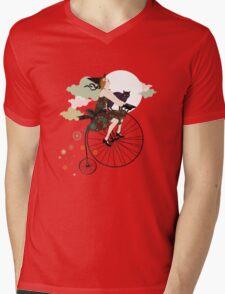 night riders Mens V-Neck T-Shirt