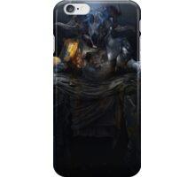 Tarot: The Emperor iPhone Case/Skin