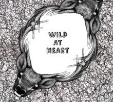 Wild at Heart Sticker