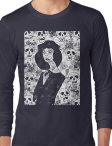 live in dread Long Sleeve T-Shirt
