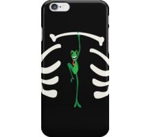 party frog iPhone Case/Skin