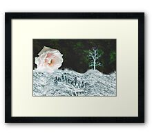 Surrealism on this Day  Framed Print