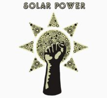 Solar Power to the People! Baby Tee