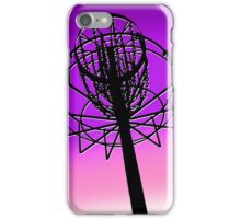 Disc golf iPhone Case/Skin