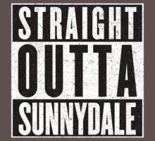 Sunnydale Represent! Baby Tee
