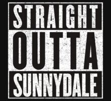 Sunnydale Represent! by tuliptreetees