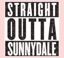 Sunnydale Represent! Kids Tee