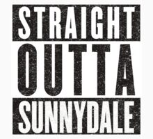 Sunnydale Represent! Kids Clothes