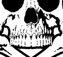 Skull 'n Crossbones Sticker