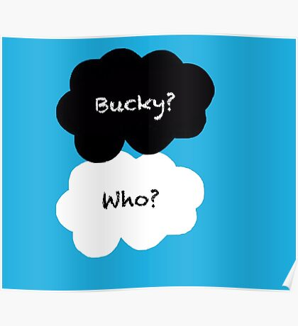 Who is Bucky? Poster
