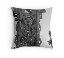 PT Sculpture Throw Pillow