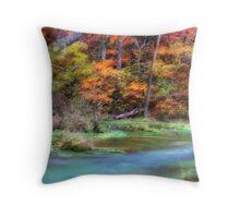 Autumn Orton Image Throw Pillow