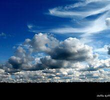 Clouds Make Me Smile by Debbie Robbins