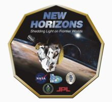 New Horizons Program Logo T-Shirt