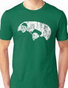 Karloff and Lorre Unisex T-Shirt