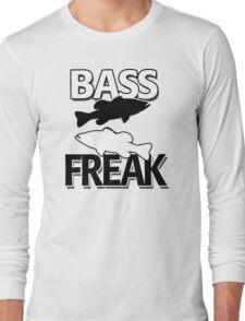 Bass Freak T-Shirt Long Sleeve T-Shirt